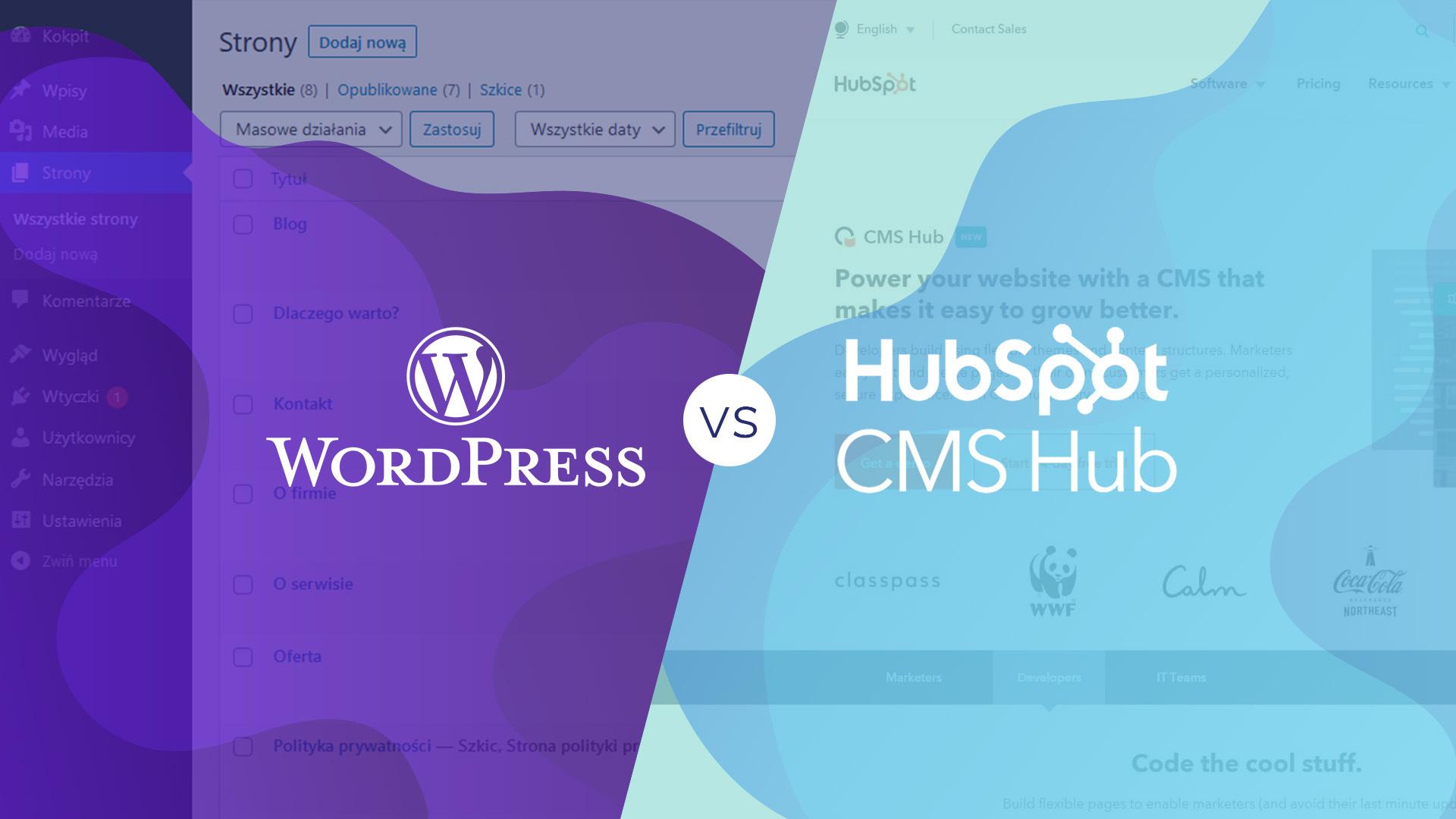 HubSpot CMS vs WordPress